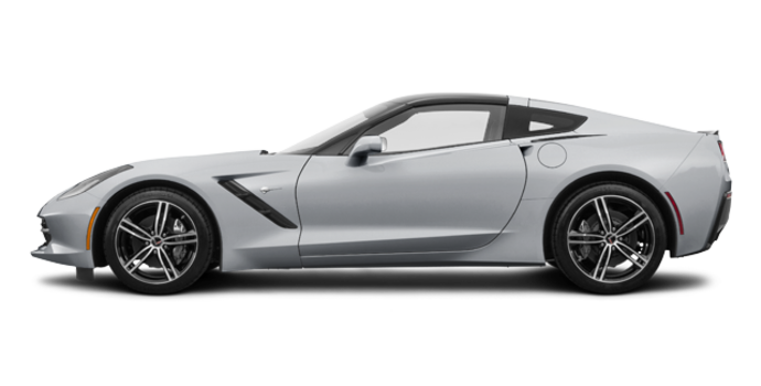 2018 Chevrolet Corvette Coupe Stingray 3LT | Photo 4 | Blade Silver Metallic