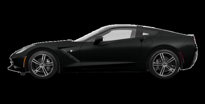 2018 Chevrolet Corvette Coupe Stingray 3LT | Photo 4 | Black