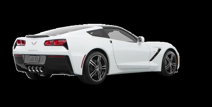 2018 Chevrolet Corvette Coupe Stingray 3LT | Photo 5 | Arctic White