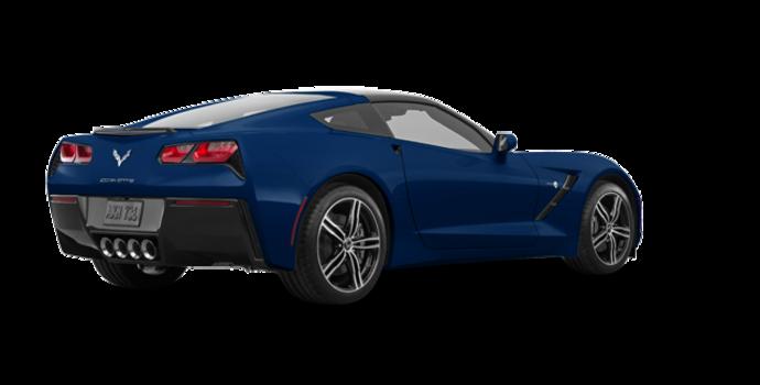 2018 Chevrolet Corvette Coupe Stingray 3LT | Photo 5 | Admiral Blue Metallic