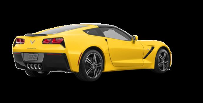 2018 Chevrolet Corvette Coupe Stingray 3LT | Photo 5 | Corvette Racing Yellow Tintcoat