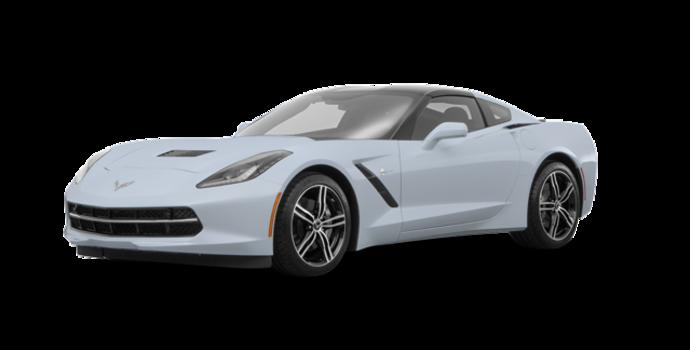 2018 Chevrolet Corvette Coupe Stingray 3LT | Photo 6 | Ceramic Matrix Grey Metallic