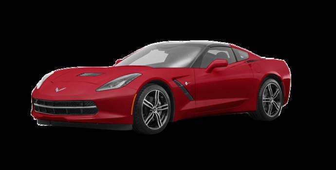 2018 Chevrolet Corvette Coupe Stingray 3LT | Photo 6 | Long Beach Red Metallic Tintcoat