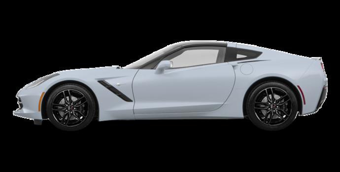 2018 Chevrolet Corvette Coupe Stingray Z51 1LT | Photo 4 | Ceramic Matrix Grey Metallic
