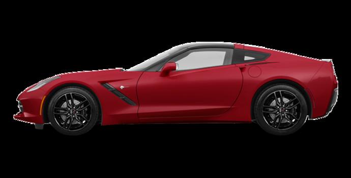 2018 Chevrolet Corvette Coupe Stingray Z51 1LT | Photo 4 | Long Beach Red Metallic Tintcoat