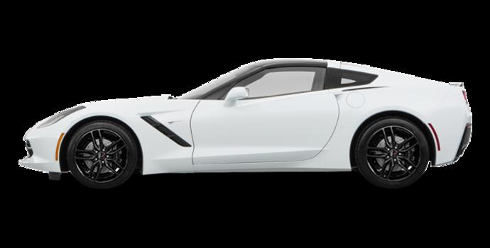 2018 Chevrolet Corvette Coupe Stingray Z51 1LT | Photo 4 | Arctic White
