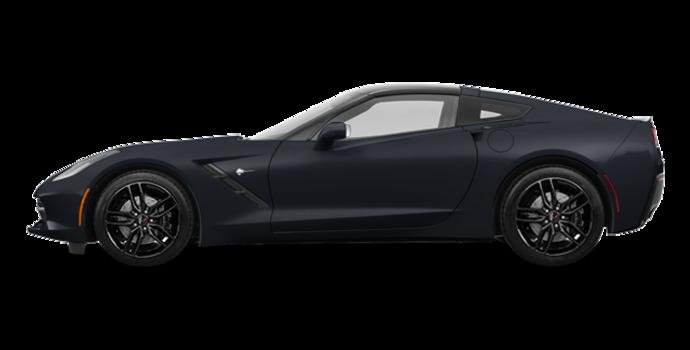 2018 Chevrolet Corvette Coupe Stingray Z51 1LT | Photo 4 | Watkins Glen Grey Metallic