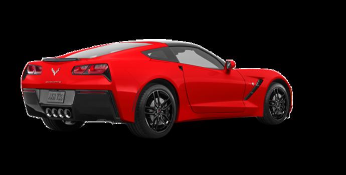 2018 Chevrolet Corvette Coupe Stingray Z51 1LT | Photo 5 | Torch Red