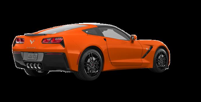 2018 Chevrolet Corvette Coupe Stingray Z51 1LT | Photo 5 | Sebring Orange Tintcoat