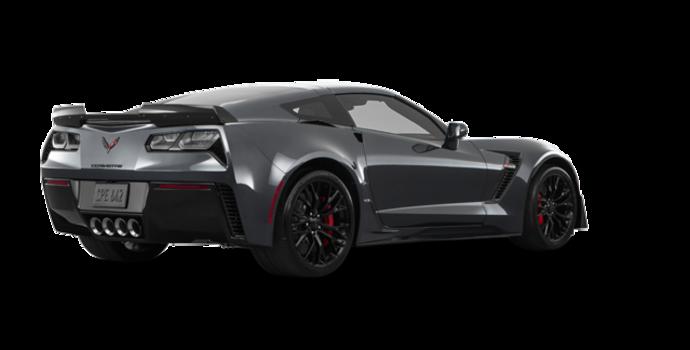 2018 Chevrolet Corvette Coupe Z06 1LZ   Photo 5   Watkins Glen Grey Metallic