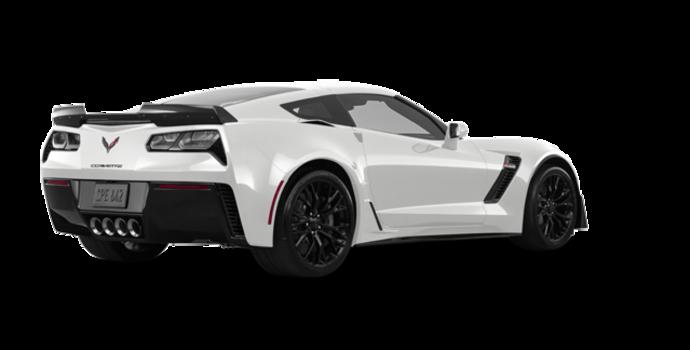 2018 Chevrolet Corvette Coupe Z06 1LZ   Photo 5   Arctic White