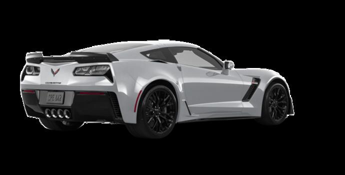 2018 Chevrolet Corvette Coupe Z06 1LZ   Photo 5   Blade Silver Metallic