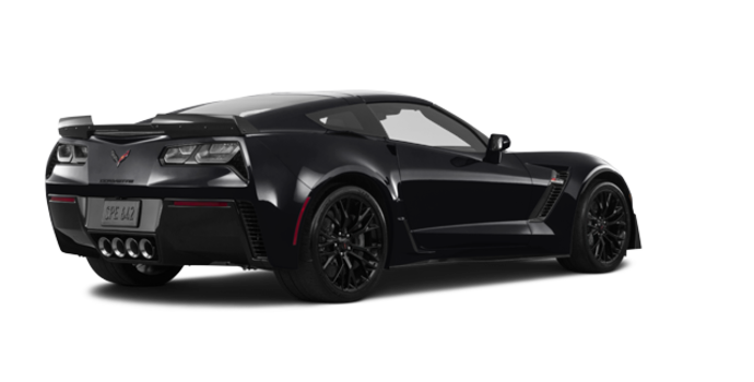 2018 Chevrolet Corvette Coupe Z06 1LZ   Photo 5   Black