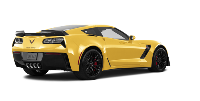 2018 Chevrolet Corvette Coupe Z06 1LZ   Photo 5   Corvette Racing Yellow Tintcoat