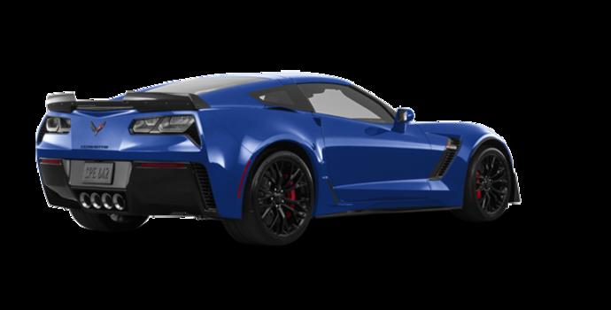 2018 Chevrolet Corvette Coupe Z06 1LZ   Photo 5   Admiral Blue Metallic
