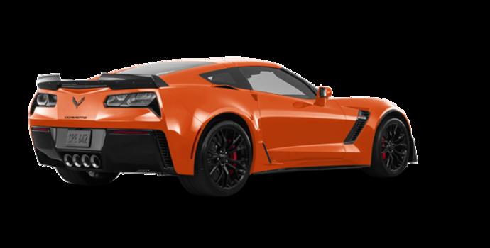 2018 Chevrolet Corvette Coupe Z06 1LZ   Photo 5   Sebring Orange Tintcoat