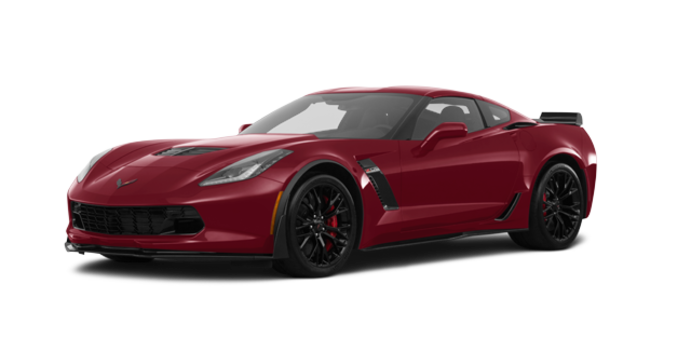2018 Chevrolet Corvette Coupe Z06 1LZ   Photo 6   Long Beach Red Metallic Tintcoat