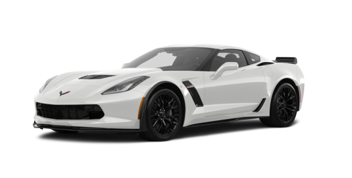 2018 Chevrolet Corvette Coupe Z06 1LZ   Photo 6   Arctic White