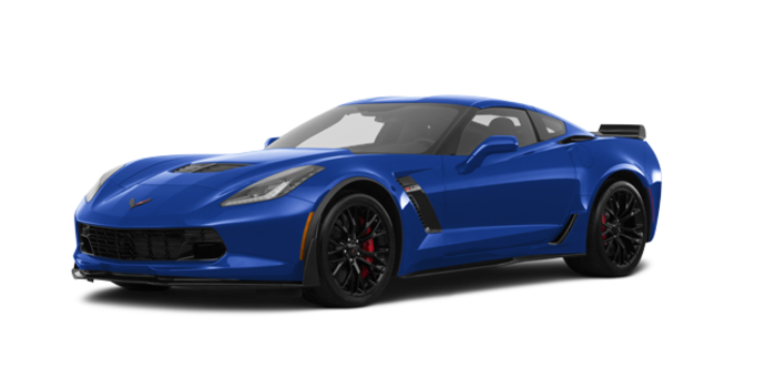 2018 Chevrolet Corvette Coupe Z06 1LZ   Photo 6   Admiral Blue Metallic