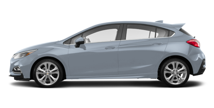 2018 Chevrolet Cruze Hatchback - Diesel LT | Photo 4 | Artic Blue Metallic