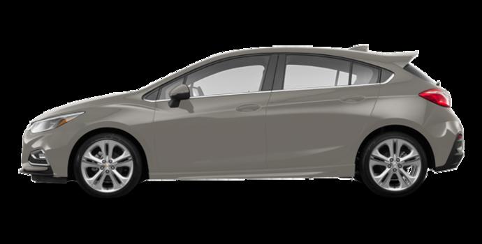 2018 Chevrolet Cruze Hatchback - Diesel LT | Photo 4 | Pepperdust Metallic