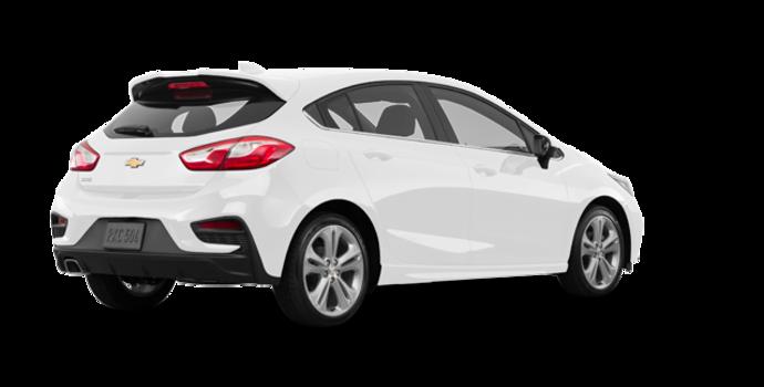 2018 Chevrolet Cruze Hatchback - Diesel LT | Photo 5 | Summit White