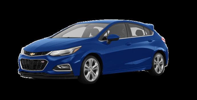 2018 Chevrolet Cruze Hatchback - Diesel LT | Photo 6 | Kinetic Blue Metallic