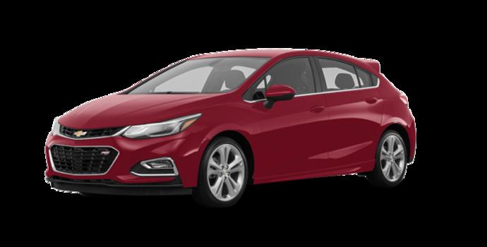 2018 Chevrolet Cruze Hatchback - Diesel LT | Photo 6 | Cajun red tintcoat