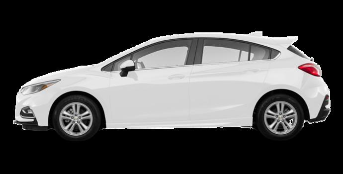 2018 Chevrolet Cruze Hatchback LT | Photo 4 | Summit White