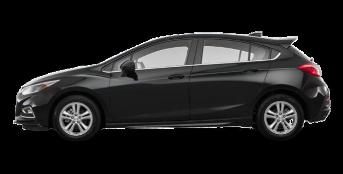 2018 Chevrolet Cruze Hatchback LT | Photo 4 | Black