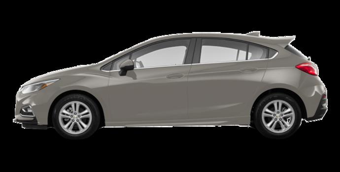 2018 Chevrolet Cruze Hatchback LT | Photo 4 | Pepperdust Metallic