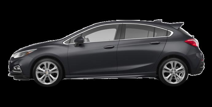 2018 Chevrolet Cruze Hatchback PREMIER | Photo 4 | Graphite Metallic