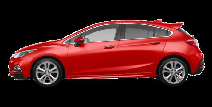 2018 Chevrolet Cruze Hatchback PREMIER | Photo 4 | Cajun red tintcoat