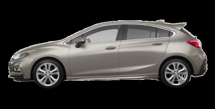 2018 Chevrolet Cruze Hatchback PREMIER | Photo 4 | Pepperdust Metallic