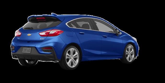 2018 Chevrolet Cruze Hatchback PREMIER | Photo 5 | Kinetic Blue Metallic