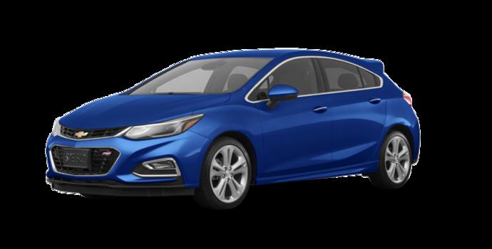 2018 Chevrolet Cruze Hatchback PREMIER | Photo 6 | Kinetic Blue Metallic