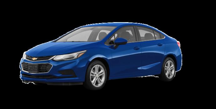 2018 Chevrolet Cruze LT | Photo 6 | Kinetic Blue Metallic
