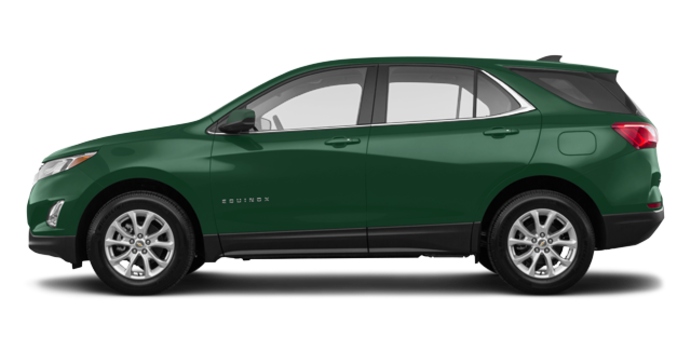 2018 Chevrolet Equinox LT | Photo 4 | Ivy Metallic