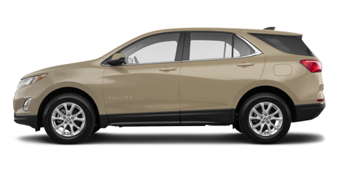 2018 Chevrolet Equinox LT | Photo 4 | Sandy Ridge Metallic