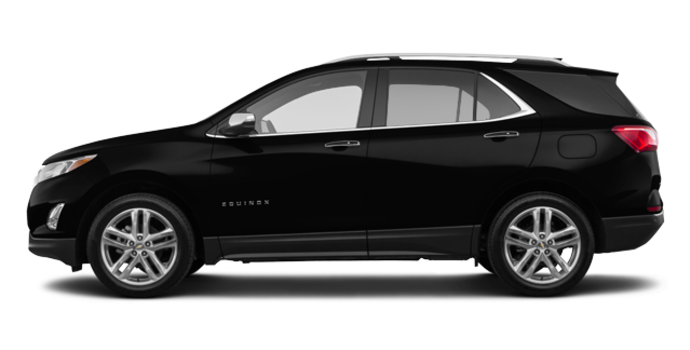 2018 Chevrolet Equinox PREMIER | Photo 4 | Mosaic Black Metallic
