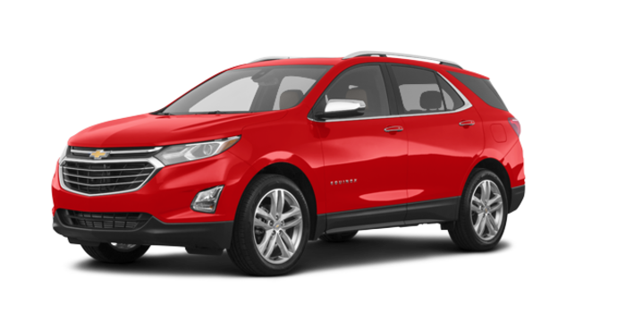 2018 Chevrolet Equinox PREMIER | Photo 6 | Cajun Red
