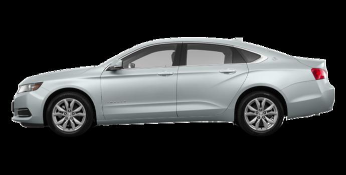 2018 Chevrolet Impala 1LT | Photo 4 | Silver Ice Metallic