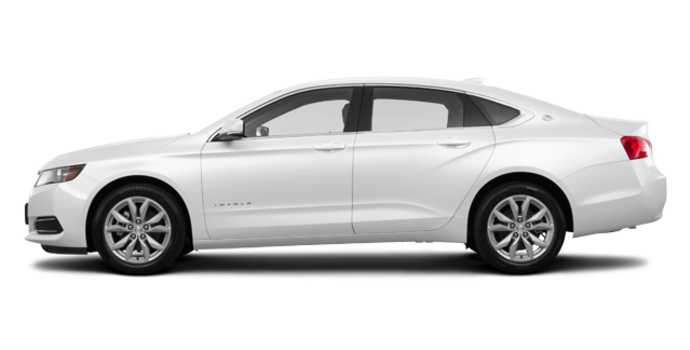 2018 Chevrolet Impala 1LT | Photo 4 | Summit White