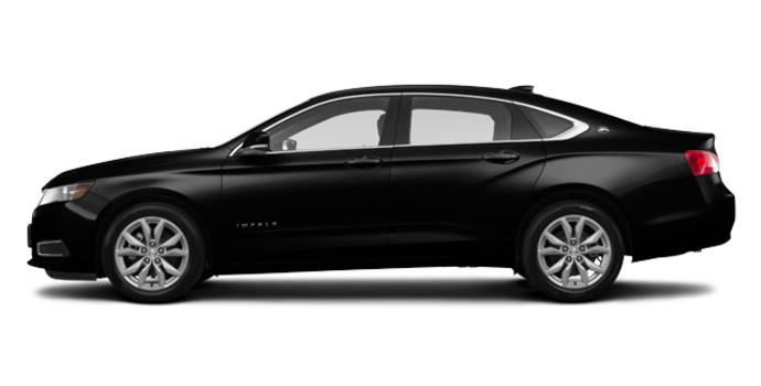2018 Chevrolet Impala 1LT | Photo 4 | Mosaic Black Metallic