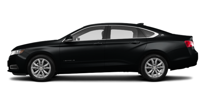 2018 Chevrolet Impala 1LT | Photo 4 | Black