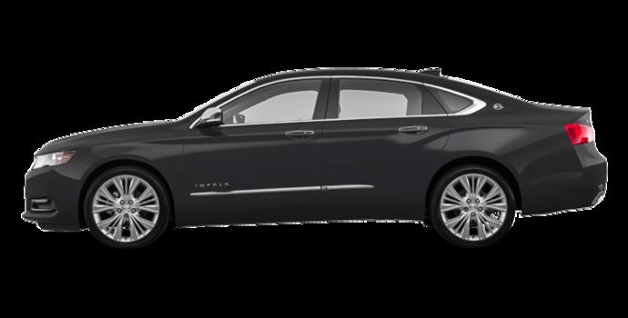 2018 Chevrolet Impala 2LZ | Photo 4 | Nightfall Grey Metallic