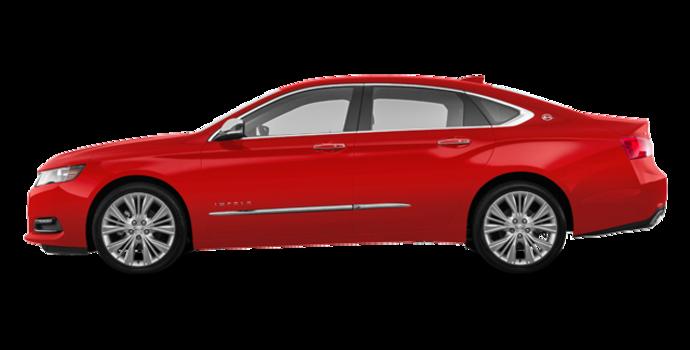 2018 Chevrolet Impala 2LZ | Photo 4 | Cajun Red