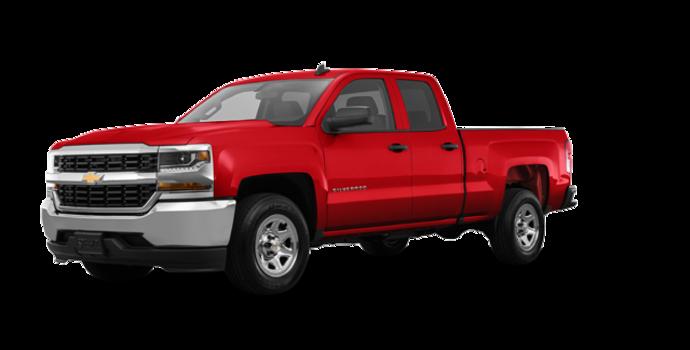 2018 Chevrolet Silverado 1500 LS   Photo 6   Red Hot