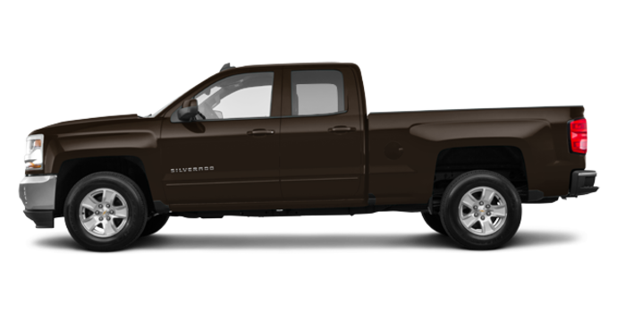 2018 Chevrolet Silverado 1500 LT 1LT   Photo 4   Havana metallic