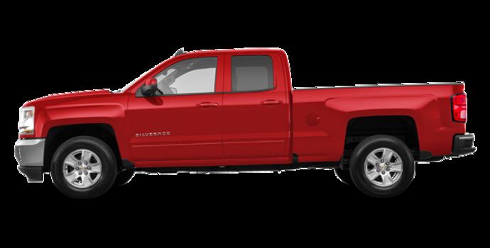 2018 Chevrolet Silverado 1500 LT 1LT   Photo 4   Red Hot
